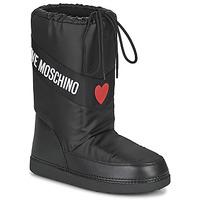 Zapatos Mujer Botas de nieve Love Moschino JA24032G1D Negro