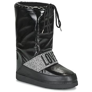 Zapatos Mujer Botas de nieve Love Moschino JA24042G1D Negro