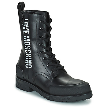 Zapatos Mujer Botas de caña baja Love Moschino JA24184G1D Negro