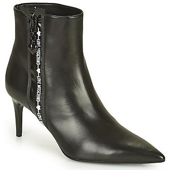 Zapatos Mujer Botines Love Moschino JA21107G1D Negro