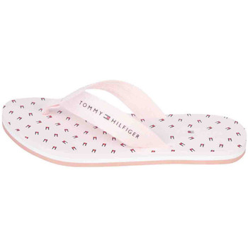 Zapatos Mujer Chanclas Tommy Hilfiger FW0FW05663 TOG Rosa