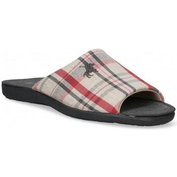 Zapatos Hombre Pantuflas Vulca-bicha 55306 gris