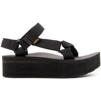 Zapatos Mujer Sandalias de deporte Teva 1008844 NERO