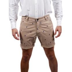 textil Hombre Shorts / Bermudas Elpulpo PM2507999 Beige