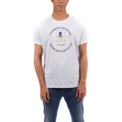 textil Hombre Tops y Camisetas Elpulpo PM5007003 Blanco