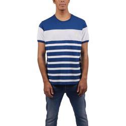 textil Hombre Tops y Camisetas Elpulpo PM5007010 Azul