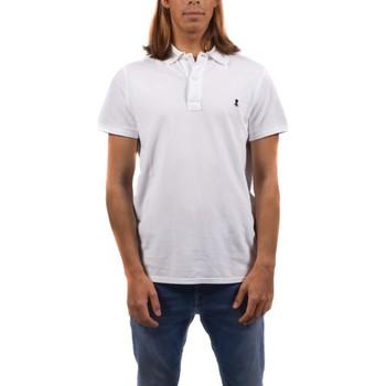 textil Hombre Polos manga corta Elpulpo PM5507001 Blanco