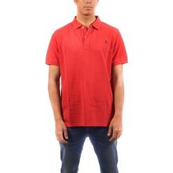 textil Hombre Polos manga corta Elpulpo PM5507001 Rojo