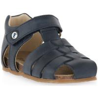 Zapatos Niño Sandalias Naturino FALCOTTO 0C01 ALBY BLEU Blu