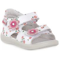 Zapatos Niño Sandalias Naturino FALCOTTO 0N01 BESENVAL WHITE Bianco
