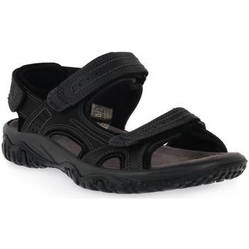 Zapatos Hombre Sandalias de deporte Imac NERO PACIFIC Nero