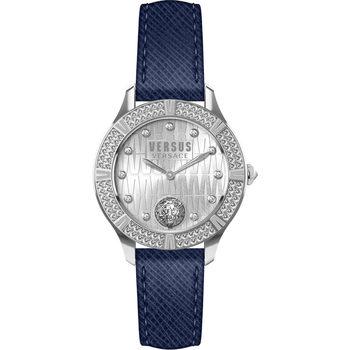 Relojes & Joyas Mujer Relojes analógicos Versus by Versace VSP261219, Quartz, 36mm, 5ATM Plata