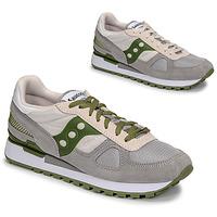 Zapatos Hombre Zapatillas bajas Saucony SHADOW ORIGINAL Gris / Verde
