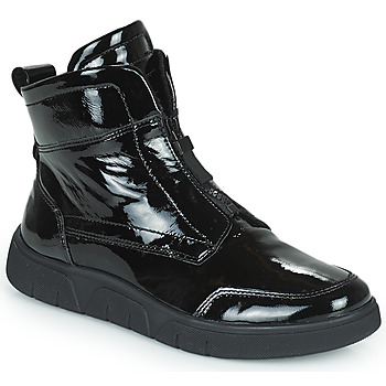 Zapatos Mujer Botas de caña baja Ara ROM-SPORT Negro