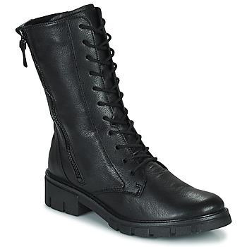Zapatos Mujer Botas de caña baja Ara DOVER Negro