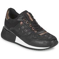 Zapatos Mujer Zapatillas bajas Gioseppo ENGERDAL Negro