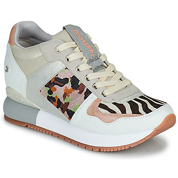 Zapatos Mujer Zapatillas bajas Gioseppo GISKE Blanco / Multiple
