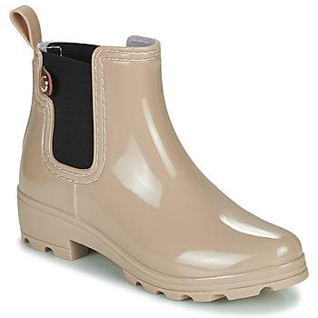 Zapatos Mujer Botas de agua Gioseppo 40841 Nude