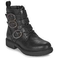 Zapatos Niña Botas de caña baja Gioseppo GOUVY Negro