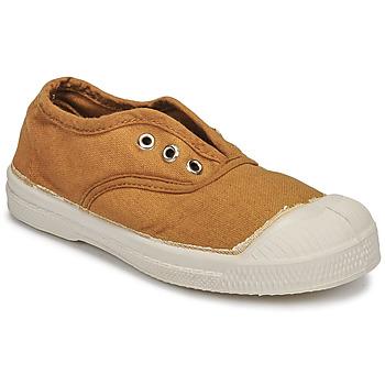 Zapatos Niños Zapatillas bajas Bensimon TENNIS ELLY ENFANT Amarillo