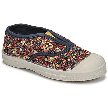 Zapatos Niños Zapatillas bajas Bensimon TENNIS ELLY LIBERTY ENFANT Multicolor