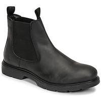 Zapatos Hombre Botas de caña baja Lumberjack CHARLIE BEATLES Negro