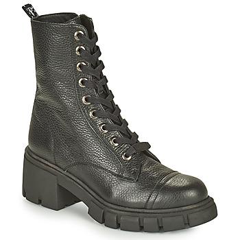 Zapatos Mujer Botines Castaner UMA Negro