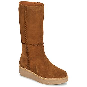 Zapatos Mujer Botas urbanas Castaner NUCHA Cognac