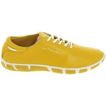 Zapatos Zapatillas bajas TBS Jazaru Jaune Amarillo