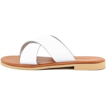 Zapatos Mujer Zuecos (Mules) Alice Carlotti  Bianco