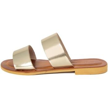 Zapatos Mujer Zuecos (Mules) Alice Carlotti  Oro