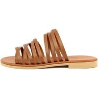 Zapatos Mujer Zuecos (Mules) Alice Carlotti  Marrone