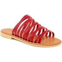 Zapatos Mujer Zuecos (Mules) Alice Carlotti  Rosso