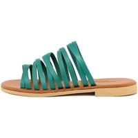 Zapatos Mujer Zuecos (Mules) Alice Carlotti  Verde