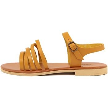 Zapatos Mujer Sandalias Alice Carlotti  Giallo