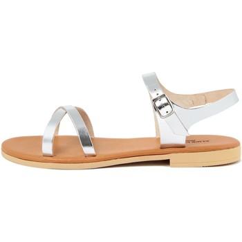 Zapatos Mujer Sandalias Alice Carlotti  Argento