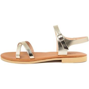 Zapatos Mujer Sandalias Alice Carlotti  Oro