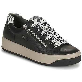 Zapatos Mujer Zapatillas bajas IgI&CO DONNA AVA Negro
