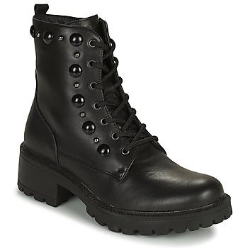 Zapatos Mujer Botas de caña baja IgI&CO DONNA GIANNA Negro