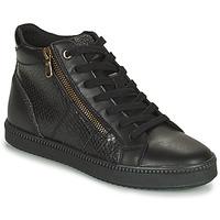 Zapatos Mujer Zapatillas altas Geox BLOMIEE Negro