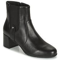 Zapatos Mujer Botines Geox ANNYA Negro
