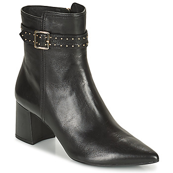 Zapatos Mujer Botines Geox BIGLIANA Negro
