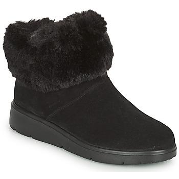 Zapatos Mujer Botas de caña baja Geox ARLARA Negro