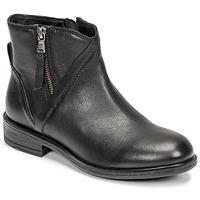Zapatos Mujer Botines Geox CATRIA Negro