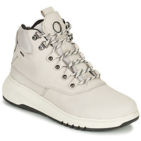 Zapatos Mujer Botas de caña baja Geox AERANTIS Gris