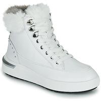 Zapatos Mujer Botas de nieve Geox DALYLA Blanco