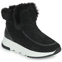 Zapatos Mujer Botas de caña baja Geox FALENA Negro