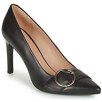 Zapatos Mujer Zapatos de tacón Geox FAVIOLA Negro
