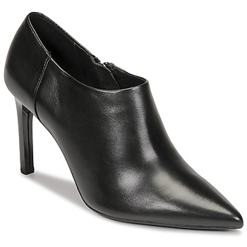 Zapatos Mujer Low boots Geox FAVIOLA Negro