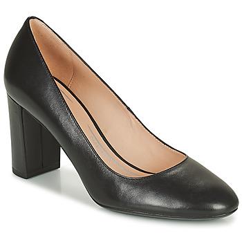 Zapatos Mujer Zapatos de tacón Geox PHEBY Negro